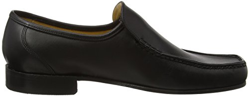 Javron Loafers Black Barker Men Black Calf 54qUnf0Zx