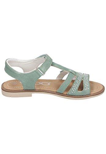 Vado Mädchen Sandale Oxide