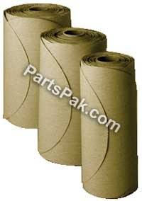 3M 01491 Stikit Gold 8'' P120A Grit Disc Roll
