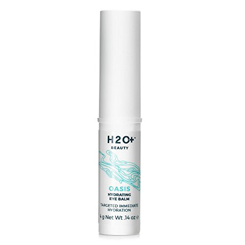 H2O+ Beauty  Oasis Hydrating Eye Balm, Water Based Moisturizer for Dry Skin, 0.14 Ounce