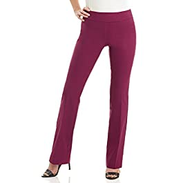 Ease in to Comfort Boot Cut Pant