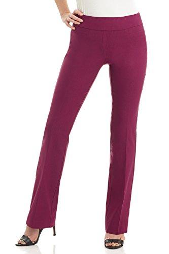 [해외]Rekucci 여성 편안함을 편안하게 부팅 컷 바지/Rekucci Women`s Ease In To Comfort Boot Cut Pant