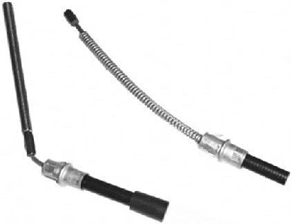 ACDelco 18P618 Professional Rear Passenger Side Parking Brake Cable Assembly