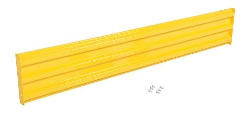 Vestil YGR-B-9 Bolt-On Style Guard Rail44; Yellow - 9 ft. by Vestil