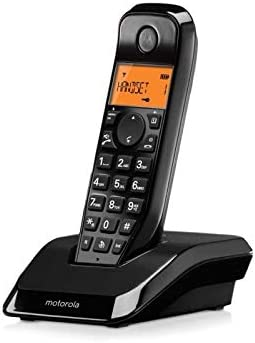Telefono Inalambrico DECT MOTOROLA S1201 Startac Negro: Amazon.es: Electrónica