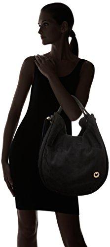 Amber Black Noir baguette Lola Casademunt Sacs fwqRU