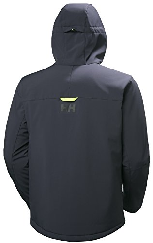 Graphite Helly Hansen Giacca Blue Uomo Forseti Insulated Softshell Sportiva qPw7qU4