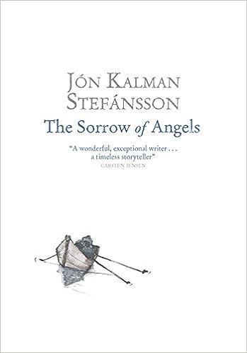 Resultado de imagen de the sorrow of angels jon kalman stefansson