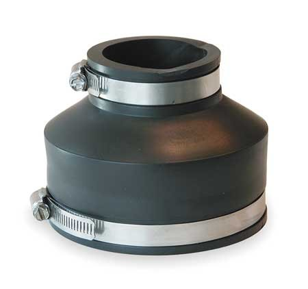 Flexible Coupling, For Pipe Size 8
