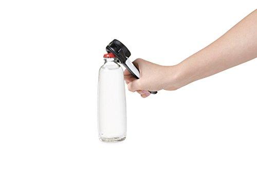 Premium Deckelöffner Glas Flaschen Wasserflaschen Einmachglas Deckel Multi Öffner - Senioren Komfort System