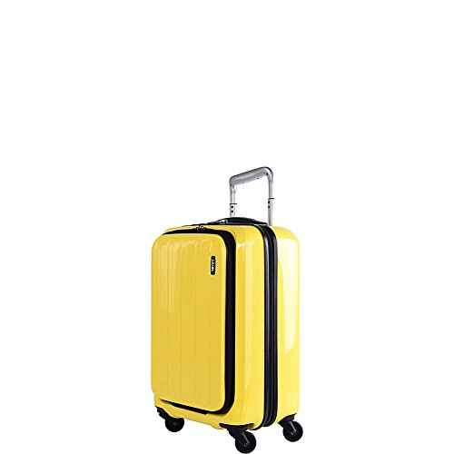 lojel-lucid-small-upright-spinner-luggage-yellow-one-size