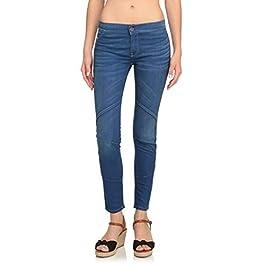Diesel – Women's Jeans BISZOU 8PJ – Super Slim – Legging – Blue, W30