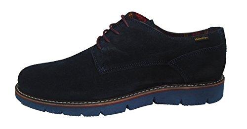 Himalaya Zapato con Cordón Para Hombre de Piel afelpada