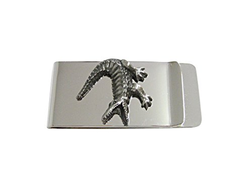 (Alligator Money Clip)
