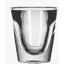 Anchor Hocking Whiskey Glass, 1 Ounce --72 per case. by Anchor Hocking