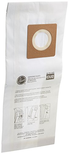 Hoover Paper Bag (10 Pack), Hushtone Cu2 ()