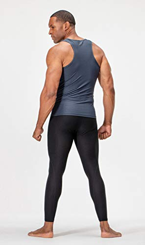 DEVOPS Men's 2~3 Pack Sleeveless Athletic Cool Dry Compression Muscle Tank Top