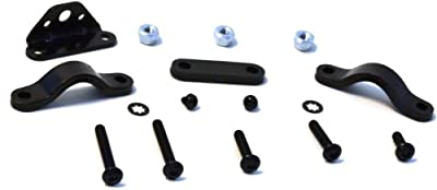 WARN 71064 Mini-Rocker Switch Mounting Kit