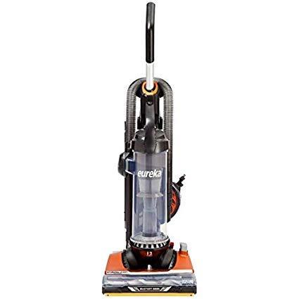 Eureka Brushroll Clean w/SuctionSeal Bagless Vacuum with Cle