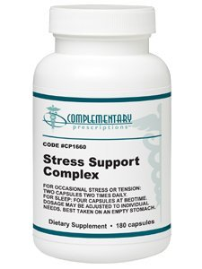 Complementary Prescriptions Stress Support Complex 180 Caps by Complementary Prescriptions