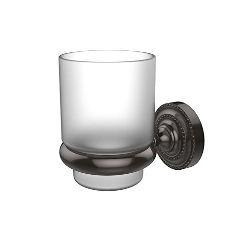 Allied Brass DT-66-ORB Dottingham Collection Wall Mounted Tumbler Holder, Oil Rubbed Bronze