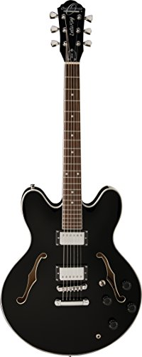 Oscar Schmidt OE30B-A-U Hollow Body Electric Guitar ()