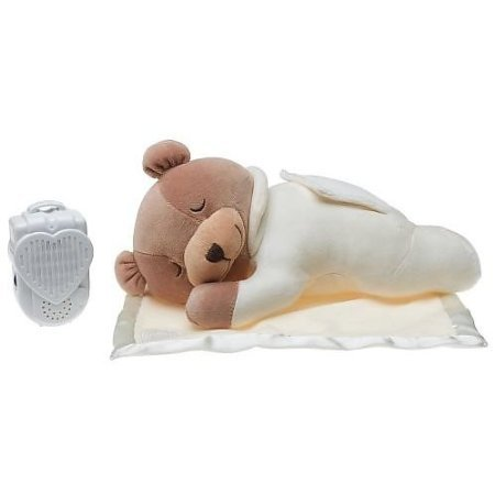 - Prince Lionheart The Original Slumber Bear with Silkie - Beige