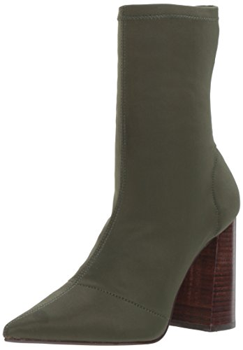 Steve Madden Women's Lombard Ankle Boot, Olive, 6.5 M - Shop Lombard