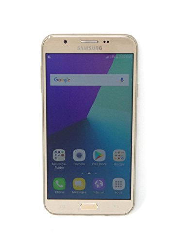 Samsung Galaxy J7 Prime 5.5in Smartphone GSM Unlocked 16GB 8MP Gold 4G...