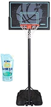 1592 3 Color Basketball Ball Support Sports Accessories Display Stand Portable