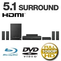 Sony BDV-E770W Blu-ray Player Home Entertainment System [3D Compatible] (Discontinued by Manufacturer) (Sony Bravia 1000 Watt Home Theater System)