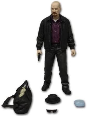 Mezco Toyz Breaking Bad Heisenberg Walter White Action Figure