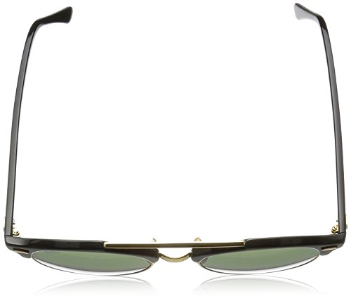 RB Clubround Bridge 4346 Ban Sonnenbrille Ray Black Double gESOXUwq