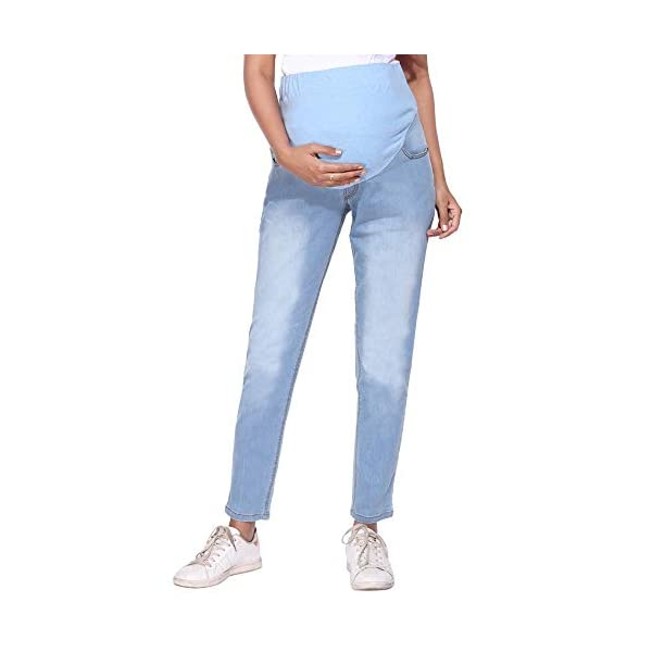 Morph Maternity Wear Jeans Regular Fit Pants India
