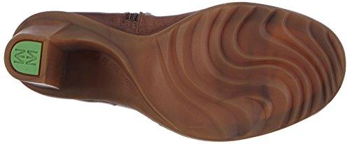 El Naturalista Dames Duna N564 Boots Brown Cares