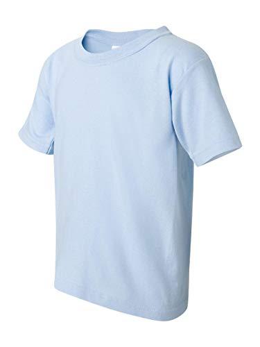 Gildan boys Heavy Cotton T-Shirt(G500B)-LIGHT ()