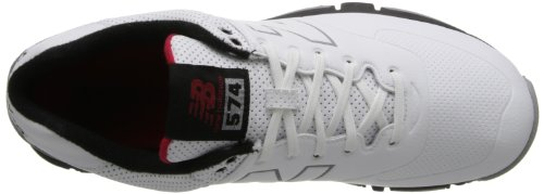 Pictures of New Balance Men's NBG574 Golf Shoe Natural Large 2