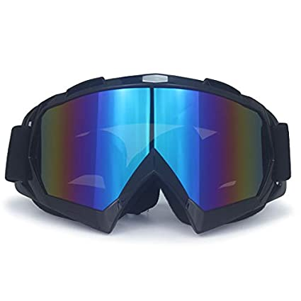 Amazon.com: FelixStore Motocross Goggles Glasses Ski Sport Gafas for Dirt Bike Racing Goggles Protective Glasses Snowboard Men Outdoor Gafas Casco: Kitchen ...