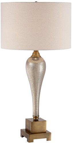 UPC 736101645429, Gigi Mercury Glass Table Lamp by Possini Euro Design