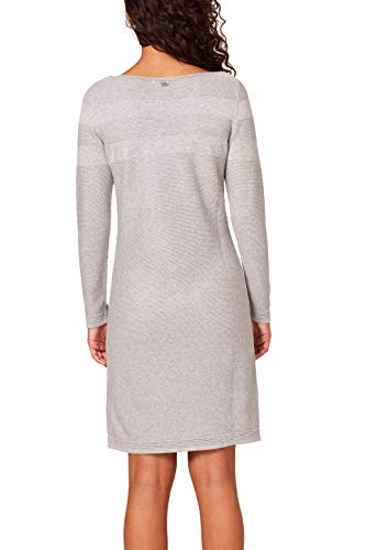 Grey Light Grau Kleid edc Damen 044 5 ESPRIT by qzXaw6Y