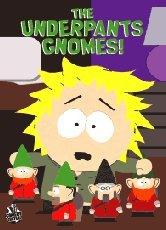 (South Park Gnomes Magnet SM1090)