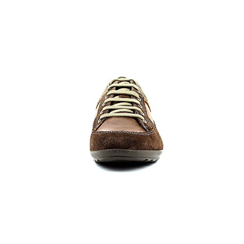 Uomo Marrone Low A Top Geox Scarpe Symbol Marr qnSvwXXR