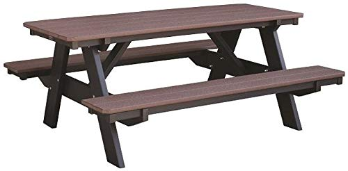 (Wildridge Heritage Picnic Table w/Legs Attached)