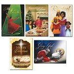 Search : Assorted African American Christmas Cards