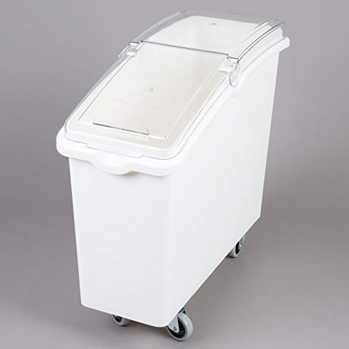 Dry Ingredient 21 Gallon Storage Bin Caster Commercial Restaurant Kitchen ()