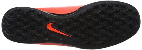 Total Magistax de Black Rojo Crimson Hombre Fútbol Nike bright II Botas para TF Mango Ola vnqHwp