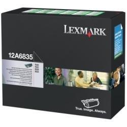 - Lexmark 12A6835 Hi Yld-Prbt Crt:T520/T522