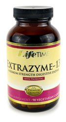 Lifetime Extrazyme-13 With Probiotic Veg, 90 Count