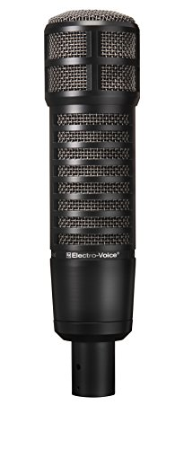 - Electro-Voice RE320 Large Diaphragm Dynamic Vocal Microphone
