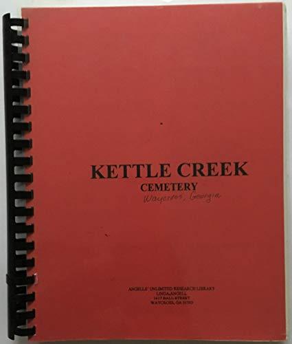 Kettle Creek cemetery records, Waycross, Georgia